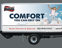 Comfort You Can Rely On | Truck Wrap