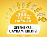 VakıfBank - Bayram Kredisi