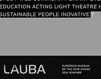 Lauba Poster
