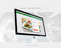 Nestlé Buitoni - Redesign Website - UX/UI