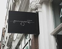 genieyous accessories - branding