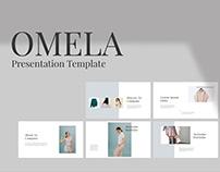 Free Omela Presentation Template