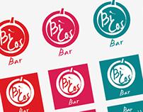 BiCos Cafè | logo design