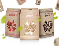 SUMAQ QUINOA - Packaging