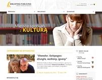 Biblioteka w Gostyniu