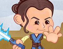 A New Hero: Rey