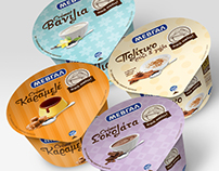 MEVGAL | Dessert cremes - Packaging