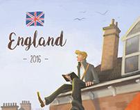 England - Summer 2016