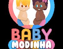 Desenvolvimento de Logotipo para Loja infantil.