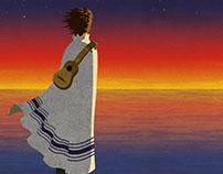 XXXVIII Festival Sabandeño poster