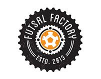 Futsal Factory Louisville Logos