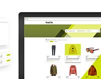 GooCity - brand identity