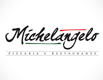 Logo Michelangelo Pizzaria