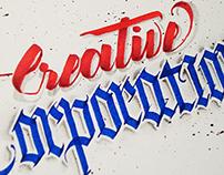 Sketchbook - Vol. 4 - Seleção de Sketchs de lettering