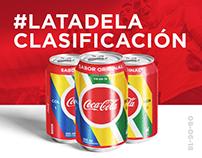 Lata de la Clasificación / Coca-cola
