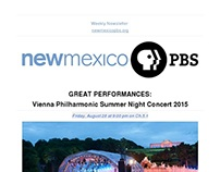 Weekly Enewsletter, New Mexico PBS