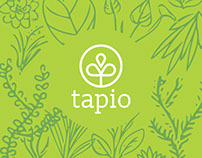 Tapio | Brand Identity