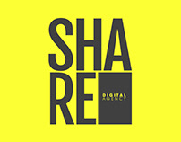 SHARE Digital Agency WEB DESIGN