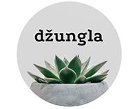 dżungla plant shop (website)