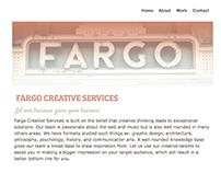 Fargo Creative Services Website