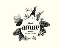 Hotel Amor Arenal (Propuesta)
