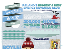 Bord Gáis Energy Rewards Infographic