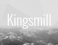 Kingsmill Homes - Brand and Website Design