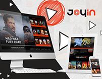 JOYIN Movie WebSite