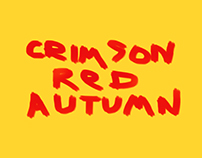 Crimson Red Autumn