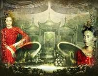 Two souls of Turandot