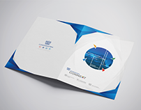 Connext Brochure Design
