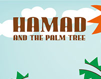 Story board : Hamad And The Palm Tree
