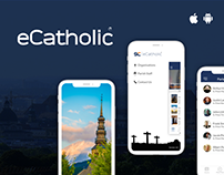 ecatholic- App Design