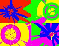 Acid Color - VJ Loop Pack (5in1)