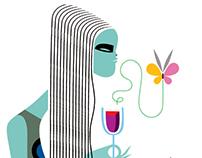 German Glamour: Vegan Wine