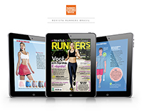 UI Design | Revista Runner's World Brasil