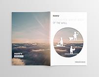Brochure Design For Kinty Tool