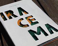 Design do livro Iracema