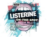 Listerene: On-The-Spot