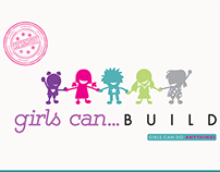 Girls Can... Build