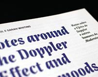 Artigo Display in use