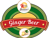 GINGER BEER LABEL DESIGN2