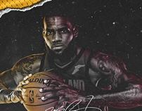 Cleveland Cavaliers: 2018 Playoffs Concept