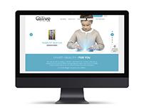 Qilive Web Site