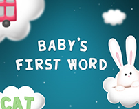 BABY'S FIRST WORD