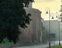 The empty street