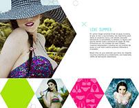 Lemon Sugar / Beach Kiss 1- 2 Catalogue / Brochure