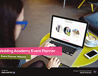 Website Design for Corporate Event Planner