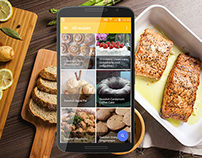 Swedish Cuisine - Recipes Application for Android