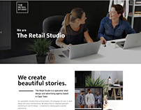 The Retail Studio Website